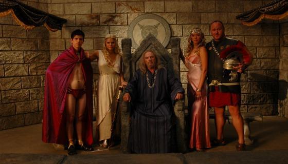 301: La Leggenda di Maximus il Fichissimo streaming