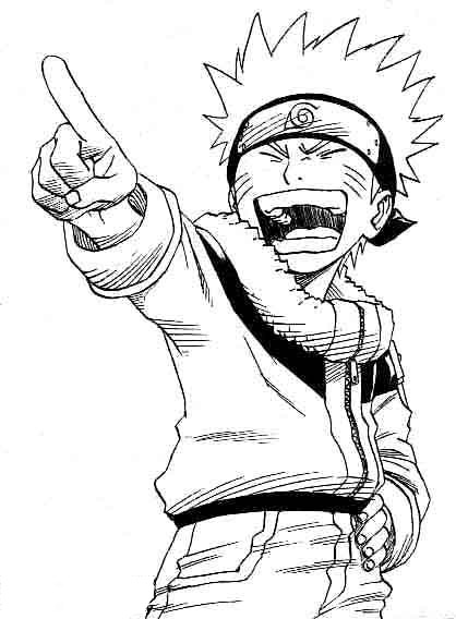 Mari naruto - Manga naruto dessin ...