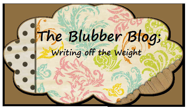 The Blubber Blog; Writing off the Weight