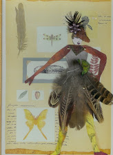 The Flapper Paper Doll