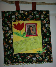 Frida Kahlo Art Quilt