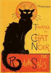 Le Chat Noir, Théophile Alexandre Steinlen