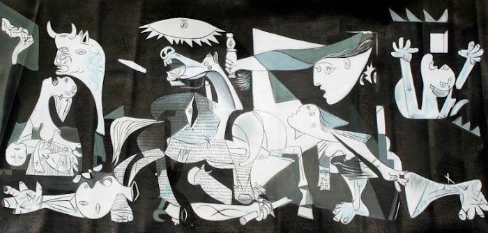 El Guernica, Pablo Picasso