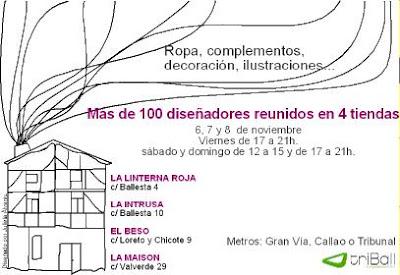 Puertas abiertas en Madrid, y ¡¡Gracias!!