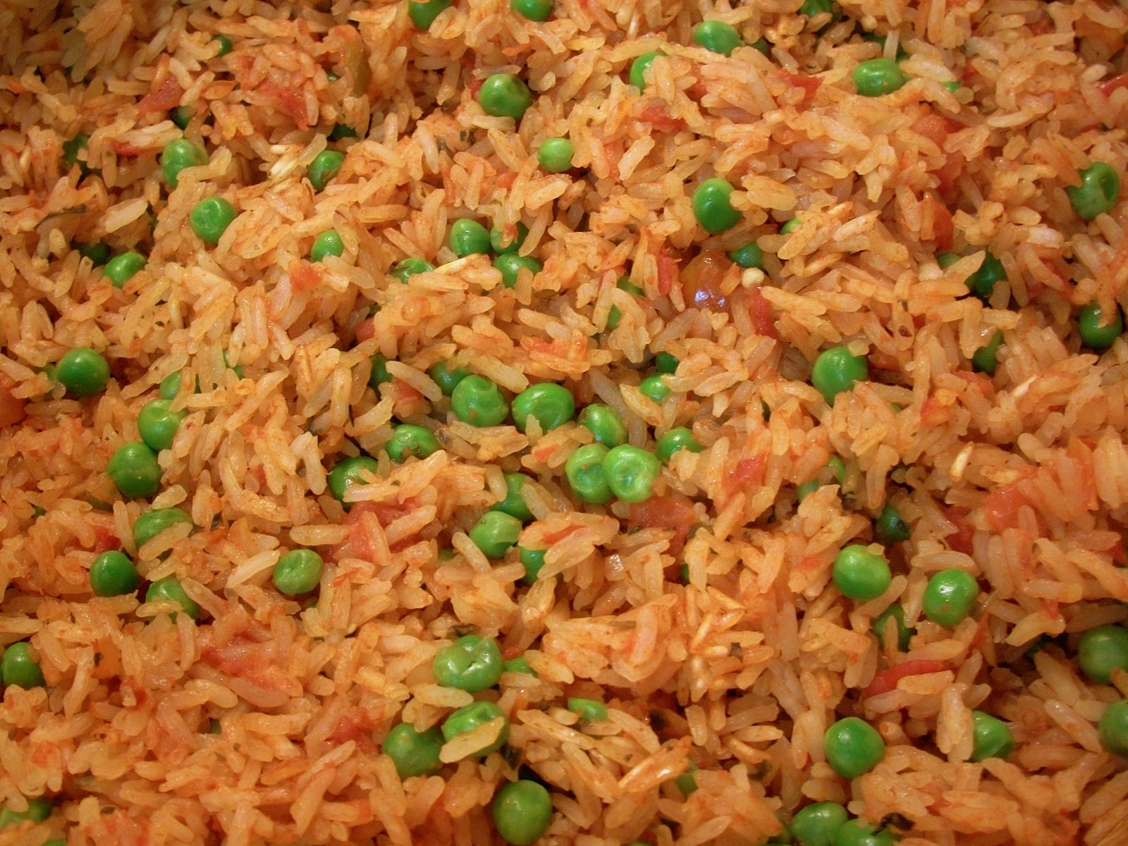 Robyn Cooks: Classic Mexican Red Rice