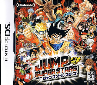 A cast of Thousands awaits you in Jump Superstars! ...who are they?