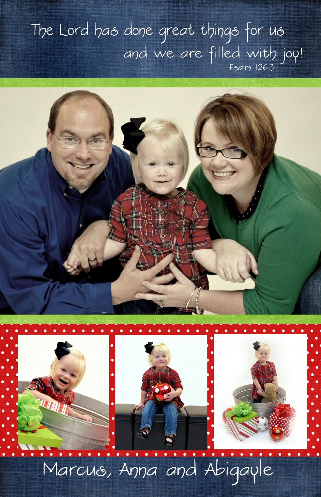 Your Little Birdie: 12 Days of Christmas Favorites- Christmas Card ...