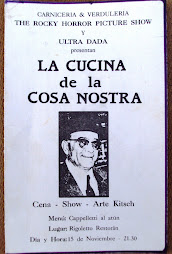 The Cosa Nostra's Cucina
