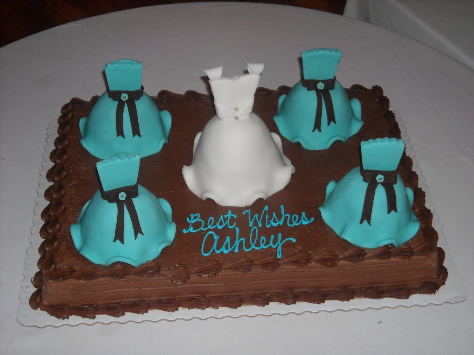 Cake Designs For A Bridal Shower : For Batter or For Worse...: April 2010