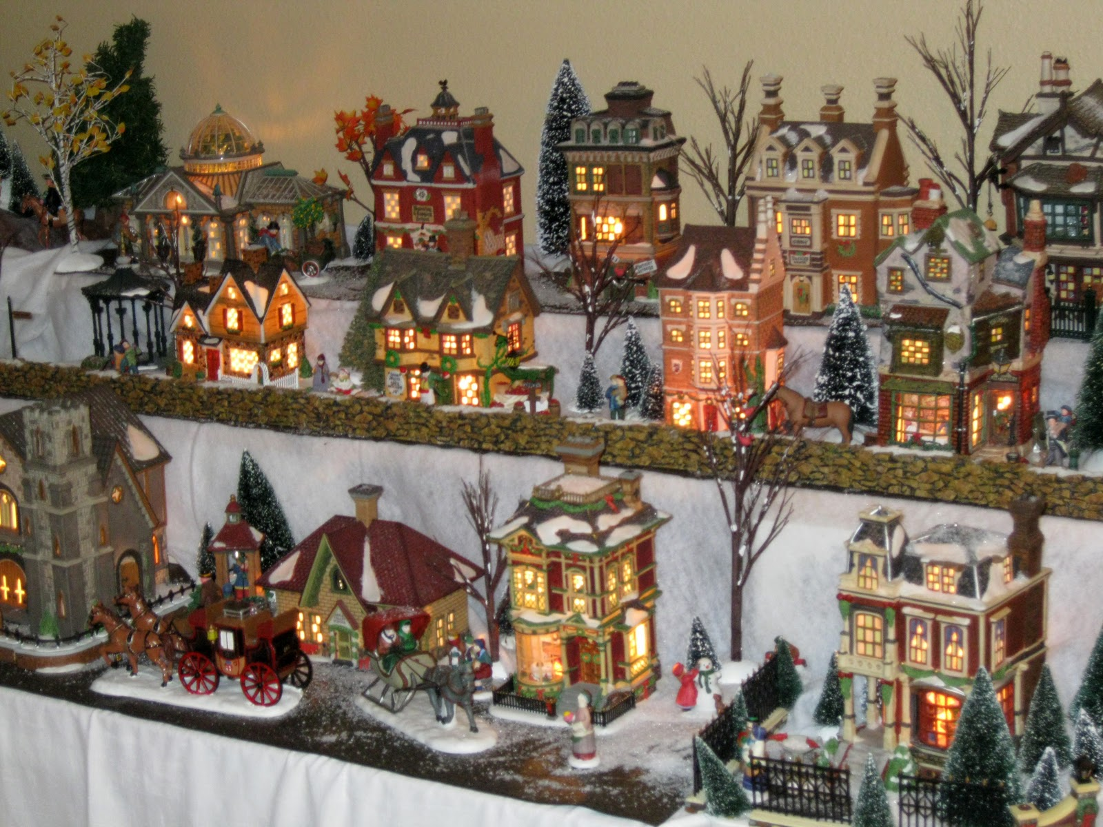 Christmas Decoration Village House  Ideas Christmas. Decorating Ideas For Large Open Living Room. Living Room Console Tables. Teal Curtains For Living Room. Wine Living Room. Living Room Packages Under 1000. Beautiful Living Room Furniture. Living Room Furniture Greensboro Nc. Living Room Conservatories