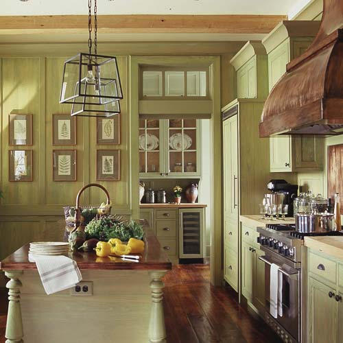 Country Kitchen Wall Colors: C.B.I.D. HOME DECOR And DESIGN: EXPLORING WALL COLOR