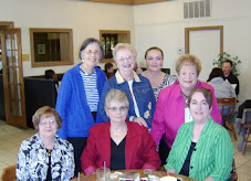 Gals of '59 at Burgess ~ 3/31/09