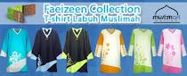 ..Baju T-shirt Muslimah..