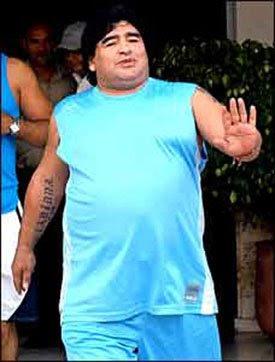 manchester united diego maradona united