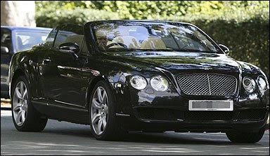 manchester united blog cristiano ronaldo number plate car bentley porsche rolls royce ferrari