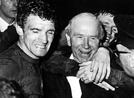 matt busby european cup win