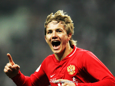 roman pavlyuchenko spurs player