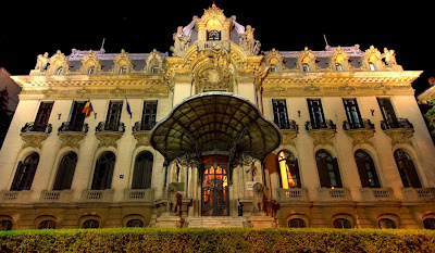 george enescu museum bucharest