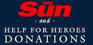 the sun help for heroes
