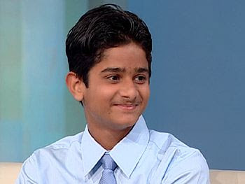 akrit jasal cleverest boy in india