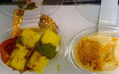 virgin atlantic meal funny pictures