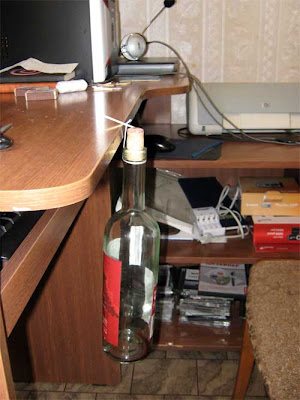 amazing bottle balancing trick amazing pictures