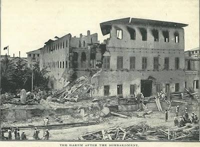the shortest war anglo zanzibar 1896