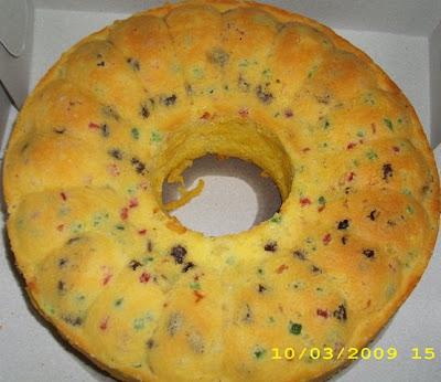 Resep Cake Tape Singkong Sukade