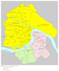 Novi Sad quarters