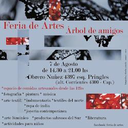 In.Fusión en Feria de Artes