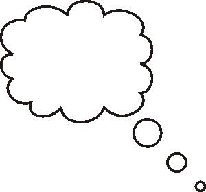 Balão de Pensamento