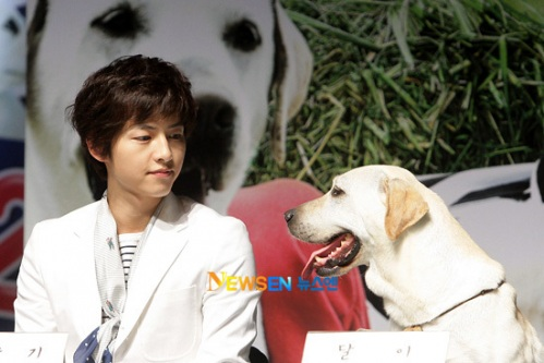 "All About Korean Entertainment: Song Joong-ki di ""Running Man"