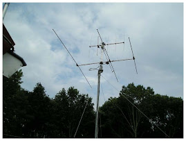 My VHF antennas