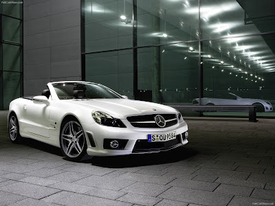 Mercedes AMG SL63 Wallpapers