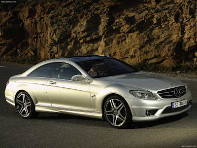 Mercedes AMG CL65 Wallpapers
