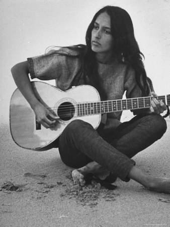 the queen of 1960s folk music