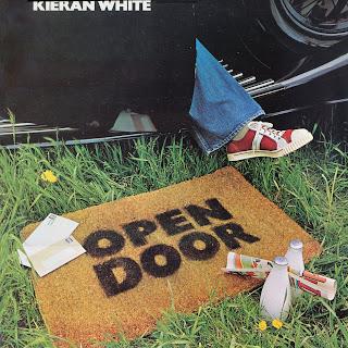 Kieran White Open Door