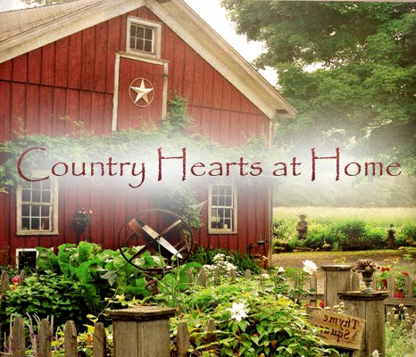 Country Hearts at Home