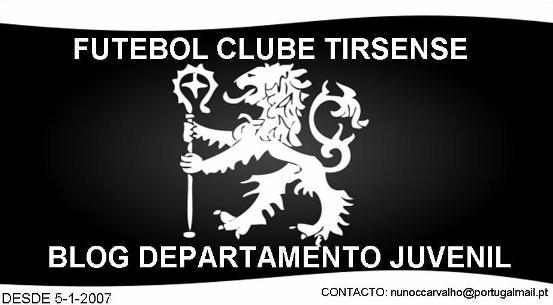 FC TIRSENSE - DEP. FUTEBOL JUVENIL