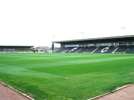 The Boys in Black and White: Forest Green Rovers FC (England)