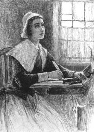 a biography of anne bradstreet a poet Bradstreet was born anne dudley in northampton, england, 1612 she was the daughter of thomas dudley, a steward of the earl of lincoln, and dorothy yorke due to her family's position she grew up in cultured circumstances and was a well-educated woman for her time, being tutored in history, several languages and literature.