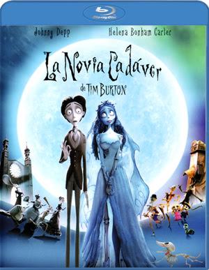 La Novia Cadáver -  Tim Burton