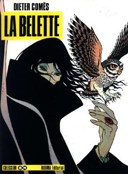 La Belette - Didier Comès