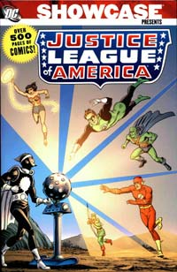 Justice League of America - Gardner Fox - Mike Sekowski