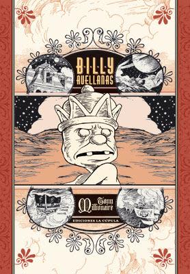 Billy Avellanas - Tony Millionaire