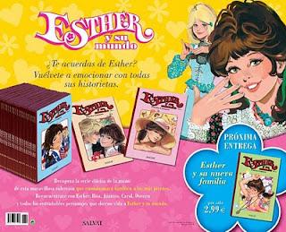Coleccionable Esther y su mundo - Purita Campos