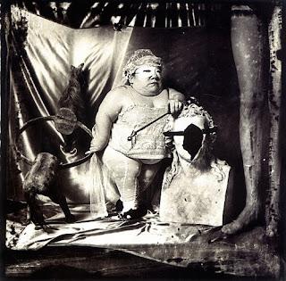 Joel-Peter Witkin - Dwarf
