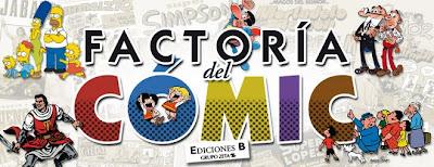 Factoría del cómic