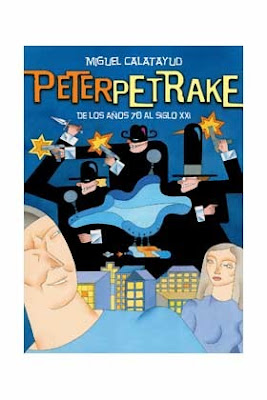 Peter Petrake Miguel Calatayud
