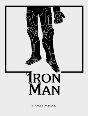 Iron Man - Stanley Kubrick - Warren Ellis